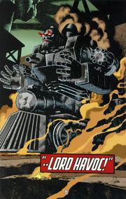 Justice Riders Lord Havoc