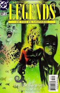 Legends of the DC Universe Vol 1 27