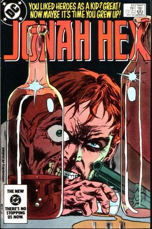 Cover for Jonah Hex #83 (1984)