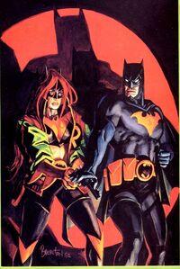 Batman & Batgirl Thrillkiller