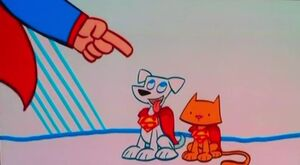 DC Super Pets (Shorts) Episode Krypto vs Streaky
