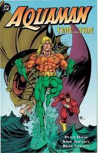 Aquaman - Time and Tide TPB