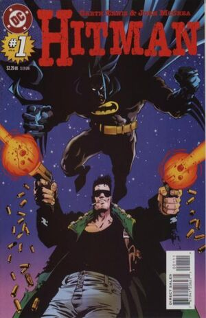 Cover for Hitman #1 (1996)