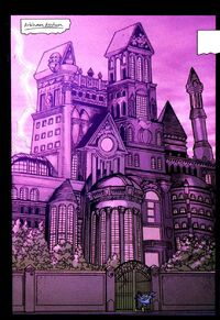 Arkham Asylum 003
