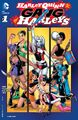 Harley Quinn and Her Gang of Harleys Vol 1 1