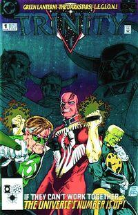 DC Universe Trinity 1