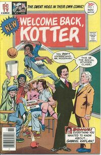 Welcome Back, Kotter Vol 1 1