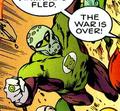 Green Man The Nail 001