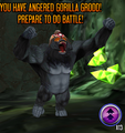 Gorilla Grodd (Hero Run)