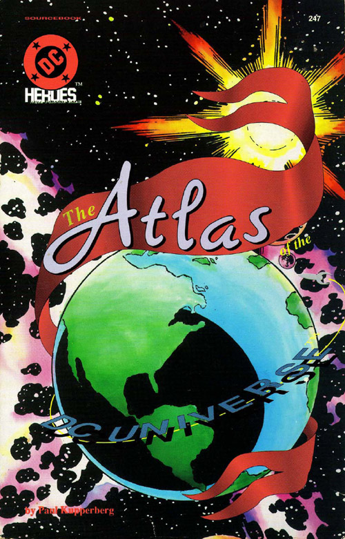 Atlas of the DC Universe  DC Database  FANDOM powered by Wikia