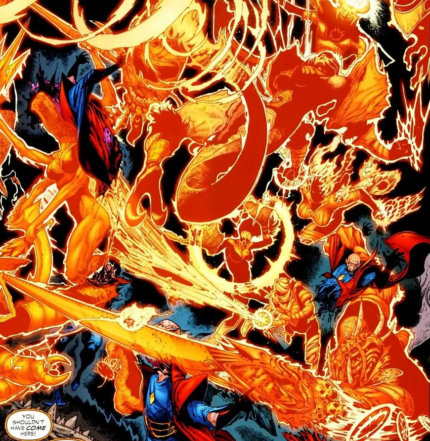 Orange Lantern Corps (New Earth)/Gallery | DC Database ...