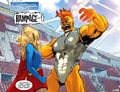 Rampage Supergirl TV Series 0001