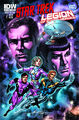 Star Trek Legion of Super-Heroes Vol 1 3 CVR B