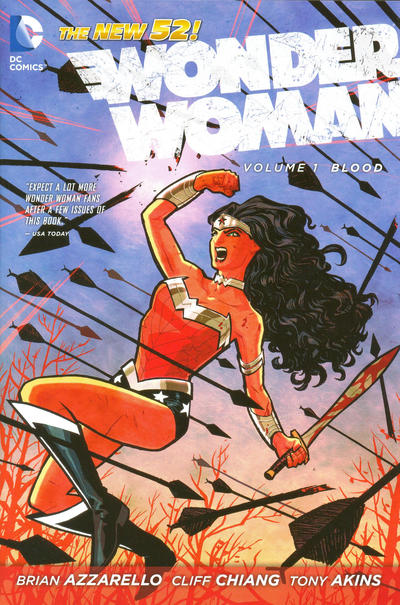 Image result for wonder woman blood