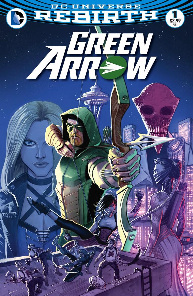 Green Arrow Vol 6   DC Database   FANDOM powered by Wikia