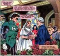 Marriage of Green Lantern and Kari Limbo