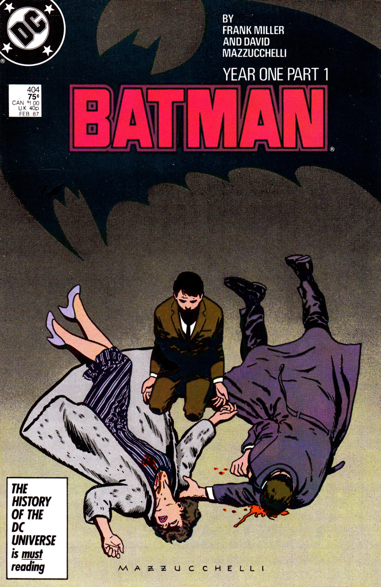 Image result for Batman #404