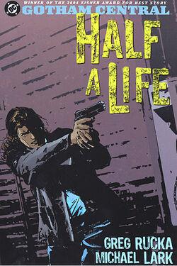 Cover for the Gotham Central Vol 2: Half a Life Trade Paperback