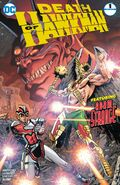 Death of Hawkman Vol 1 1