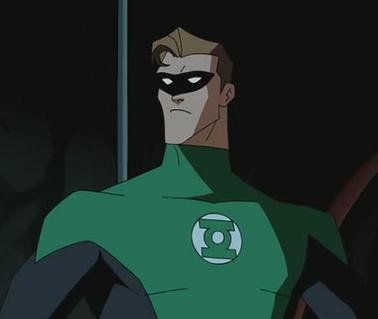 Hal Jordan The Batman 001