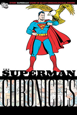 Cover for the Superman Chronicles Vol. 8 Trade Paperback