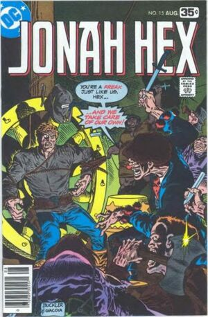 Cover for Jonah Hex #15 (1978)