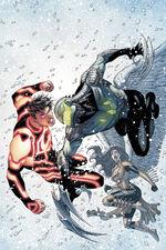 Superboy Vol 6 9 Textless