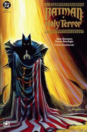 Cover for Batman: Holy Terror #1 (1991)