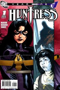 Huntress Year One Vol 1 1