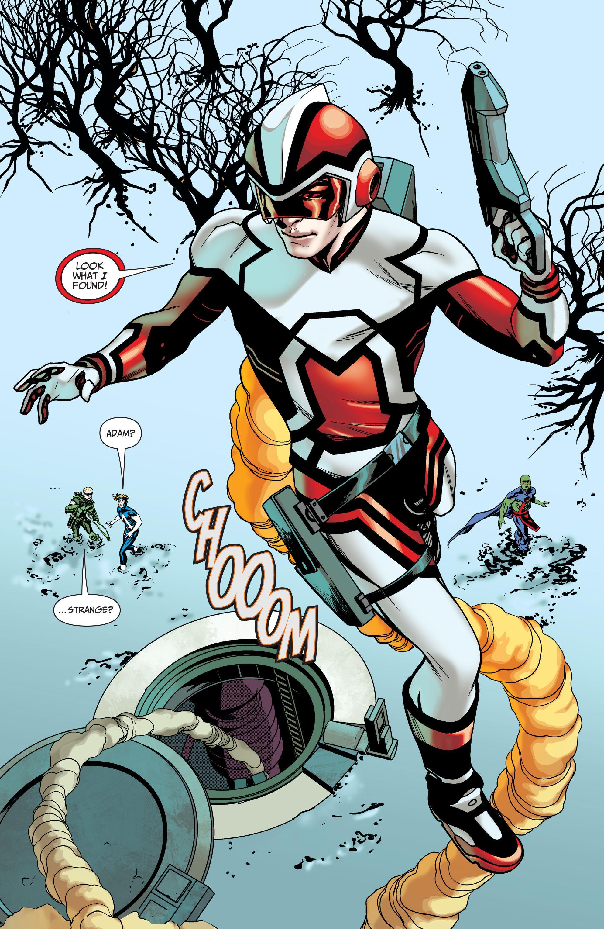 Adam Strange   DC Database   Fandom powered by Wikia