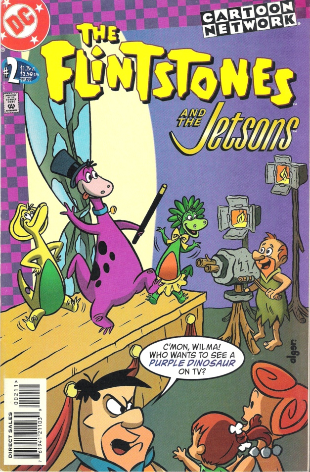 The Flintstones And The Jetsons Vol 1 2 Dc Database