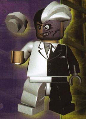 Two-Face Lego Batman 2