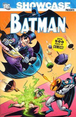 Cover for the Showcase Presents: Batman Vol 3 Trade Paperback