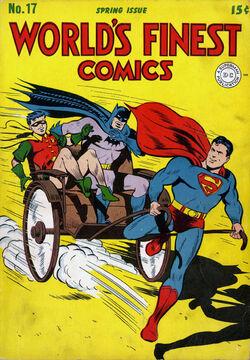 World's Finest Comics 17