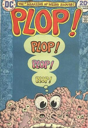 Cover for Plop #3 (1974)