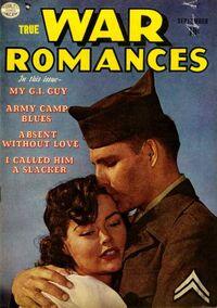 True War Romances Vol 1 1