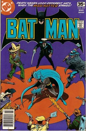 Cover for Batman #297 (1978)