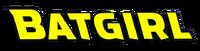 Batgirl Vol 1 Logo