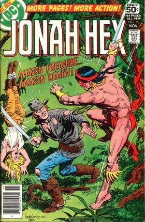 Cover for Jonah Hex #18 (1978)