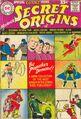 Secret Origins Special Giant Issue 1