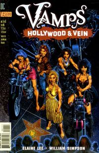 Vamps - Hollywood and Vein Vol 1 1