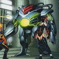 Hammersuit Zero-X 01