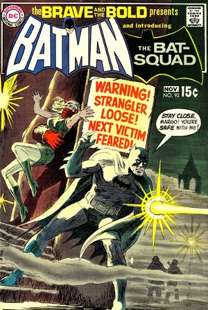 Cover for Brave and the Bold #92 (1970)