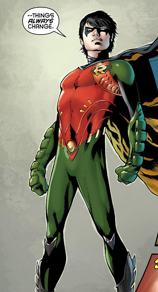 Image Dick Grayson Robin Prime Earth 001 Jpg Dc