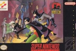 Adventures of Batman and Robin SNES