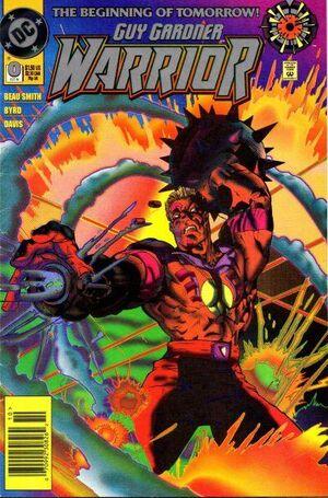 Cover for Guy Gardner #0 (1994)