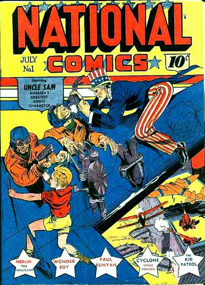 Image result for national comics #1