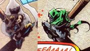 Oh my God! They killed Wolverine and Doctor Doom! You Bastards!