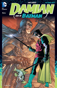 Damian Son of Batman Vol 1 1
