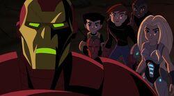 Iron Man Children NAHT